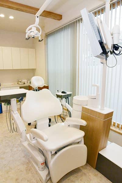 口腔外科施術室|神戸市東灘区住吉のヨネダ歯科
